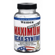BCAA Weider Maximum BCAA Syntho 120капс