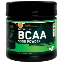 BCAA Optimum Nutrition BCAA 5000 powder 380g